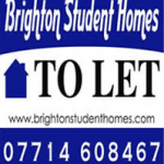 Logo for Brighton Student Homes