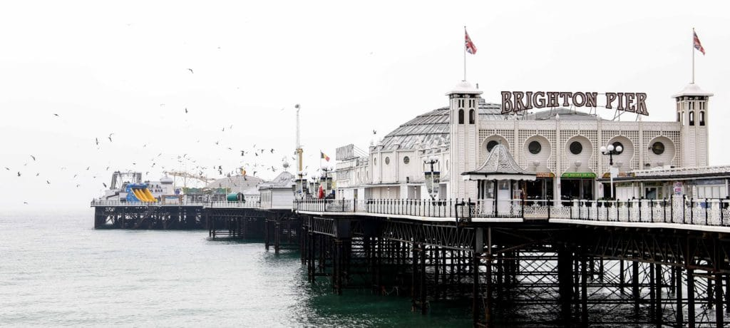 Brighton Pier, picture courtesy of Maitland Accountants. Your Brighton Accountant